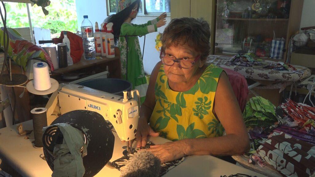 Idées de cadeaux pour une grand-mère Boite couture