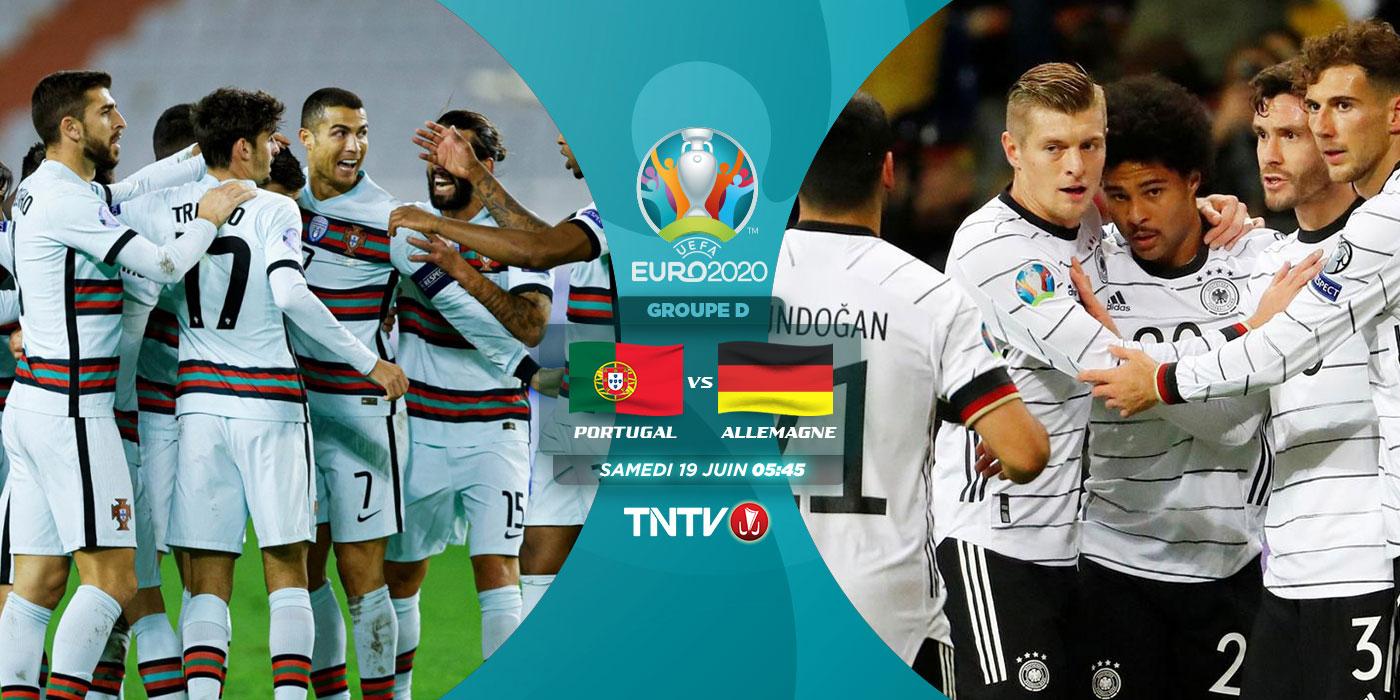 Portugal - Allemagne