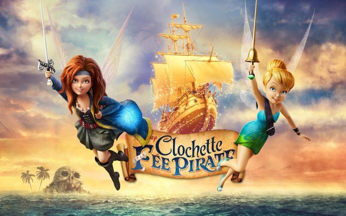 Clochette et la f e pirate tntv - Fee clochette et les pirates ...