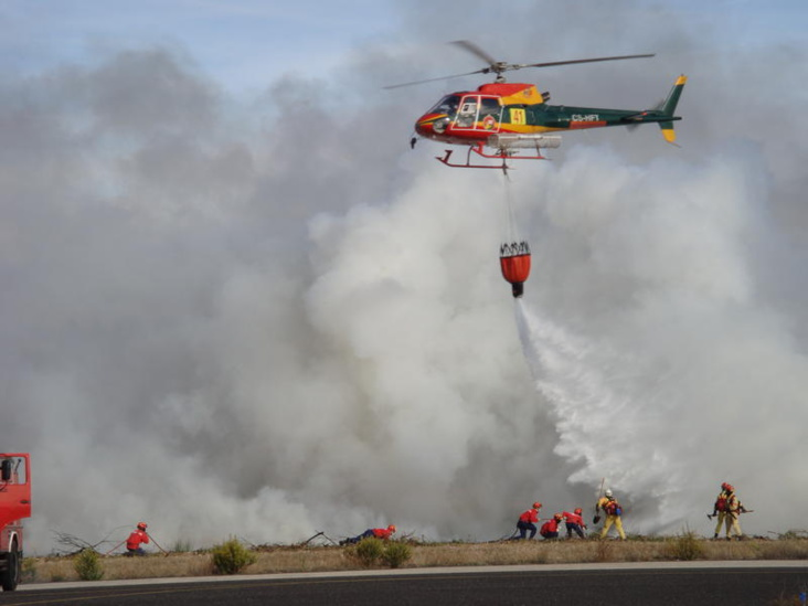 crédit : Tahiti helicopters