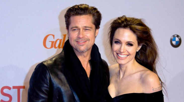 Angelina Jolie demande le divorce : coup de tonnerre à Hollywood