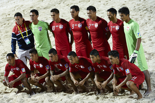Photo d'archives. Source : beachsoccer.com