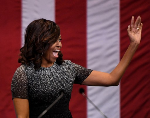 Michelle Obama traitée de