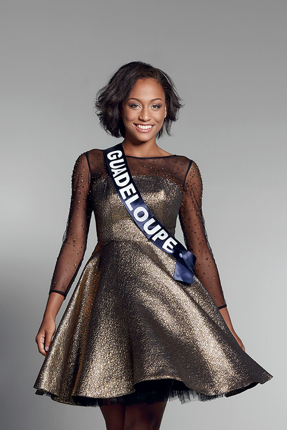 Morgane Theresine, Miss Guadeloupe