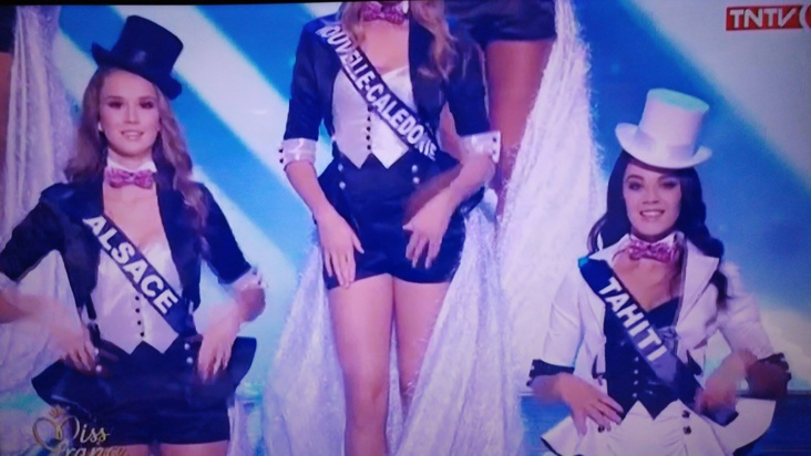 Suivez Miss France en direct sur TNTV