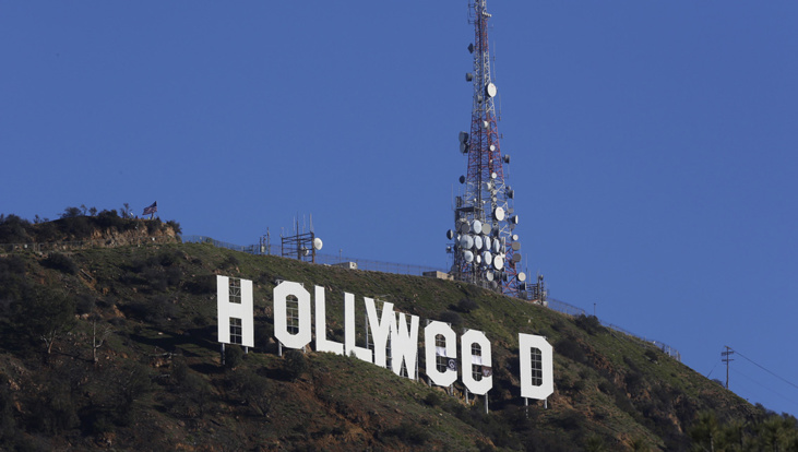 Quand Hollywood devient Hollyweed