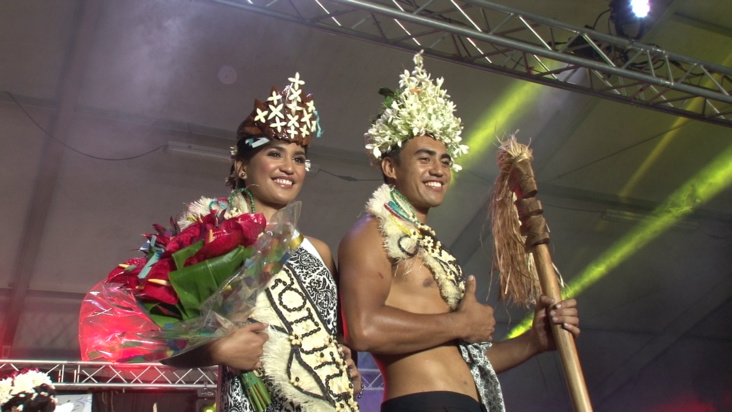 Miss et Mister Tuhaa Pae 2017 - DR
