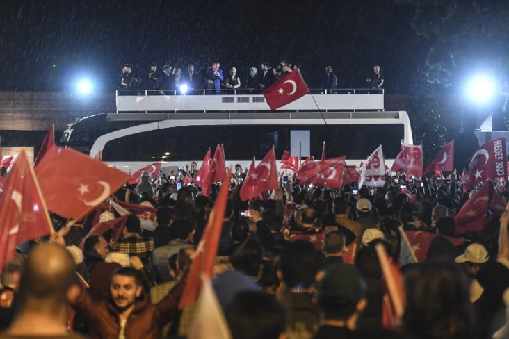 Crédit photo: BULENT KILIC / AFP