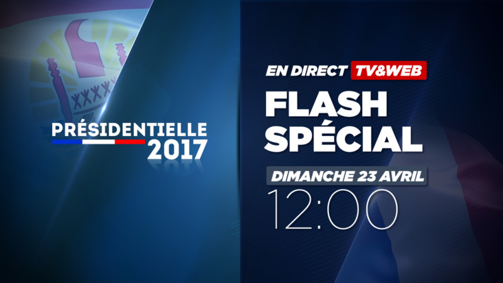 REPLAY : PRESIDENTIELLE 2017 - Flash spécial