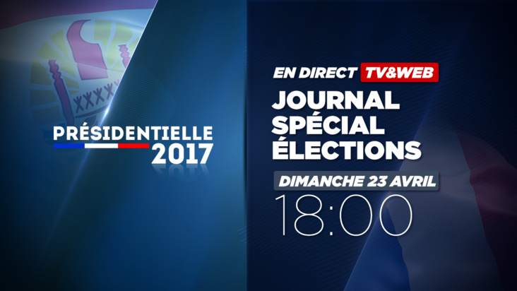 REPLAY : PRESIDENTIELLE 2017 - Journal spécial élections