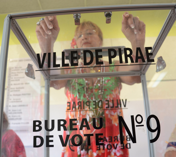 Le Ia Mana Te Nunaa appelle à une abstention citoyenne