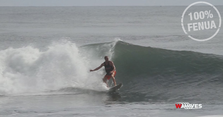 Waaaaves : zoom sur Ben Eastwood, personnage incontournable du surf