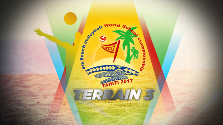 Beachvolley LIVE - Terrain 3