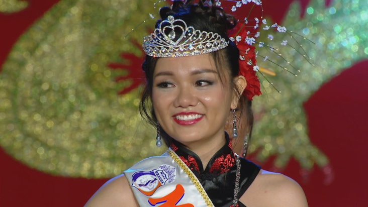 Miss Dragon 2017 - Crédit photo : TNTV