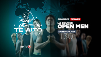 TE AITO - OPEN MEN - English