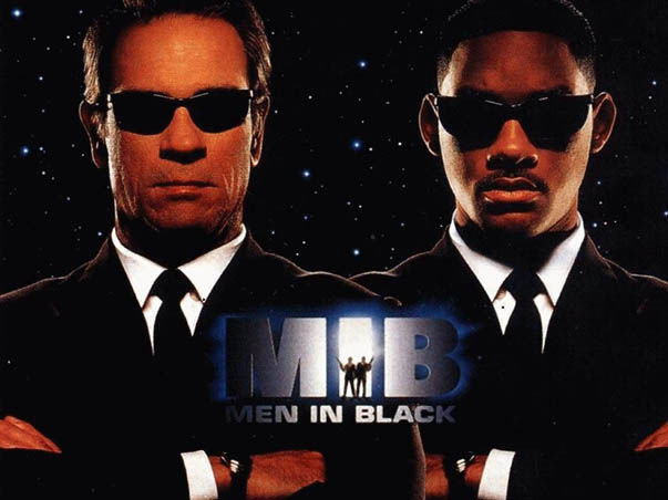 La NASA cherche son Men In Black