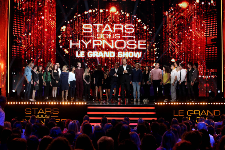 Stars sous Hypnose, le grand show !