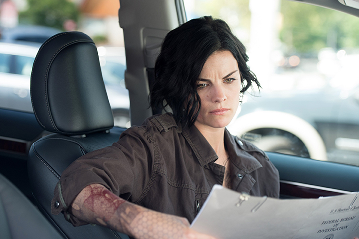 Blindspot : Jane, le grand mystère ...