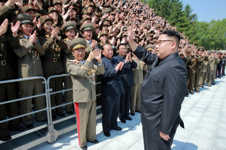 Pyongyang - Photo : AFP