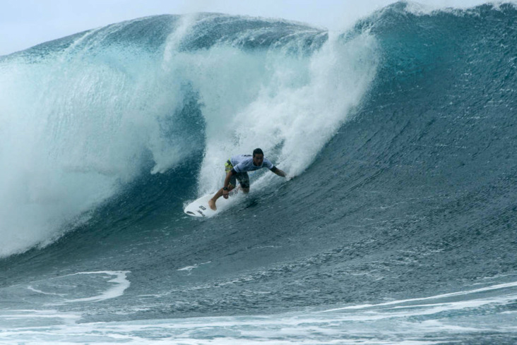 La World Surf League veut pimenter le World Champion Tour