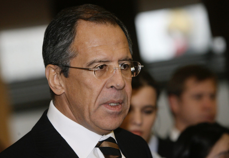 Sergueï Lavrov. Photo d'illustration Wikimedia Commons