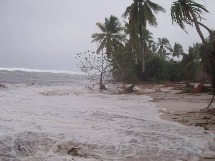 Archives cyclone PAM à Kiribati