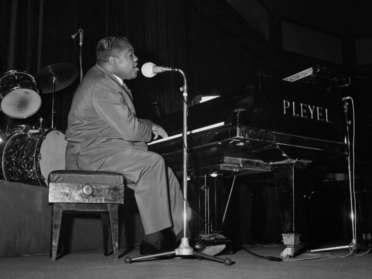 Pionnier du rock'n'roll, Fats domino est mort