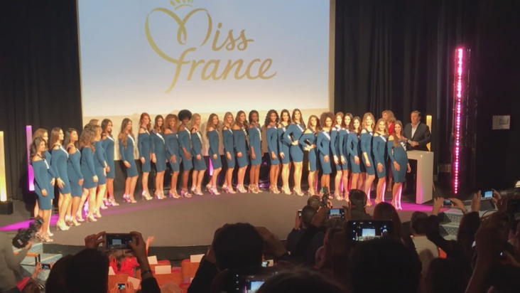 Miss France : les 30 candidates voyageront sur Air Tahiti Nui