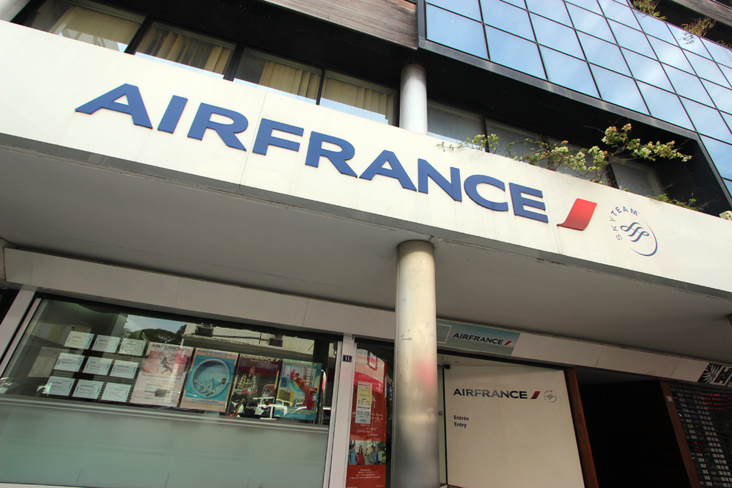 La grève se poursuit chez Air France