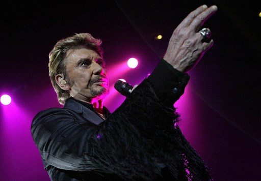 Vers un hommage national pour Johnny Hallyday,