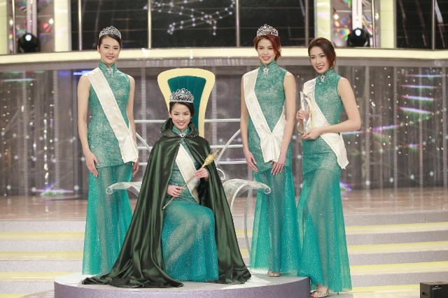 Vidéos - Miss Dragon à Miss Chinese international :