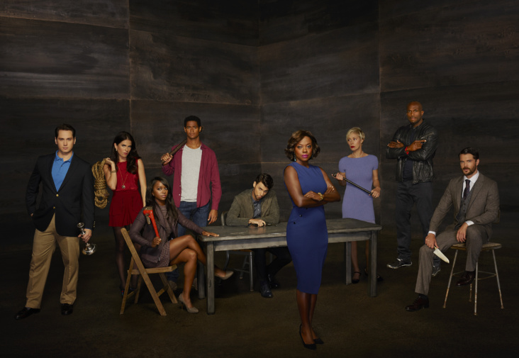 How to get away with murder : Bonnie tient tête à Annalise !