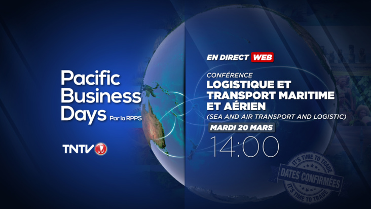 Pacific Business Days - Logistique et transport maritime et aérien