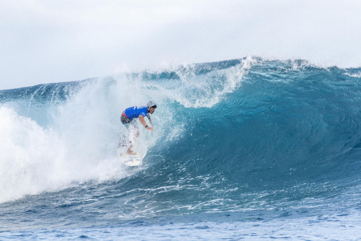 Photo d'archives Crédit World Surf League