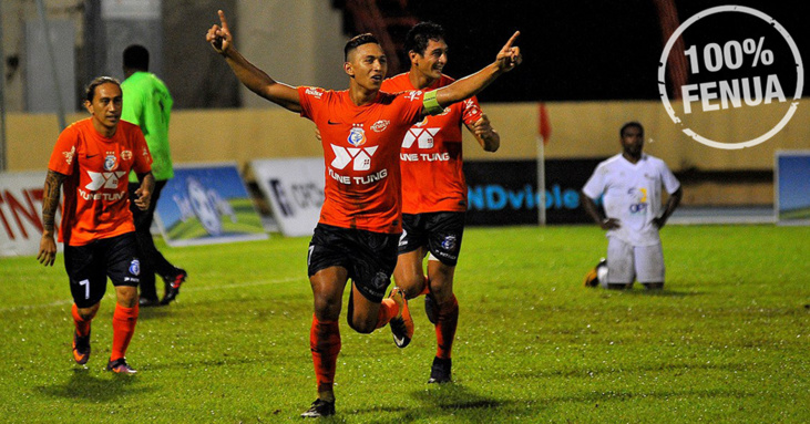 1/4 de finale de la O-League : Dragon vs Lautoka en direct WEB