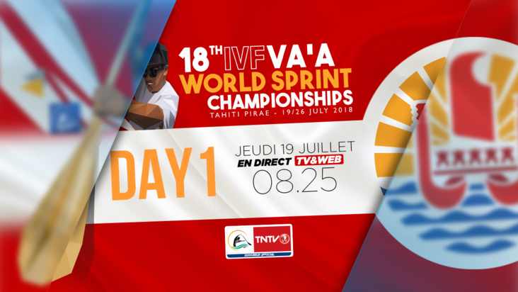 EN DIRECT - 18TH IVF VAA WORLD SPRINT CHAMPIONSHIP 2018, JOUR 1 (version française)