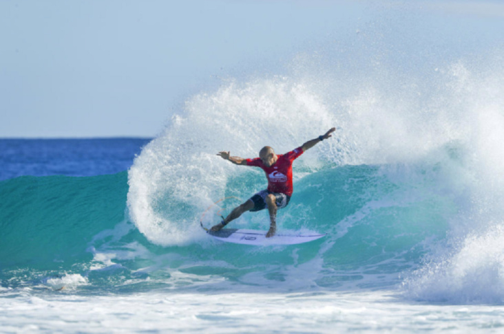 Crédit : Ed Sloane / World Surf League