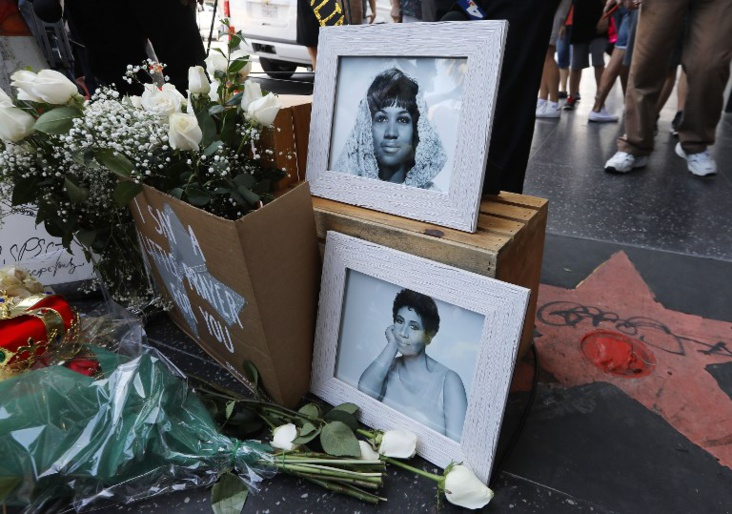Hommages à Hollywood. (Crédit photo : AFP)