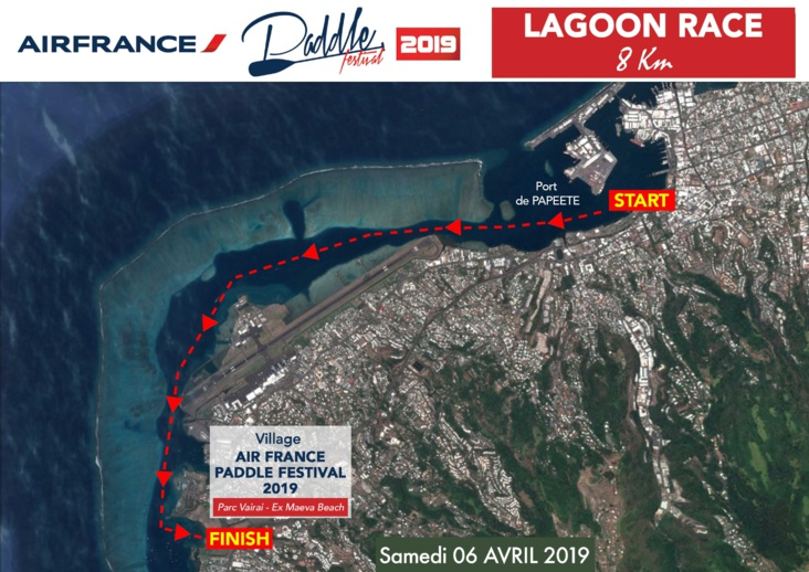 Air France Paddle Festival 2019 : clôture des inscriptions le 27 mars