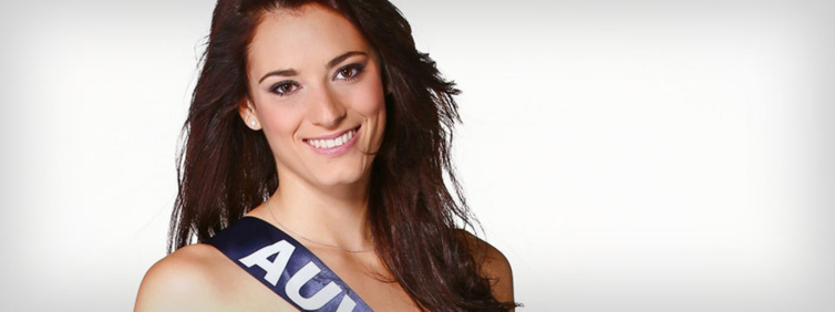 Miss Auvergne : Morgane Laporte Source : Miss France