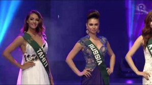 Miss Earth : Hereata dans le top 16 parmi plus de 80 candidates