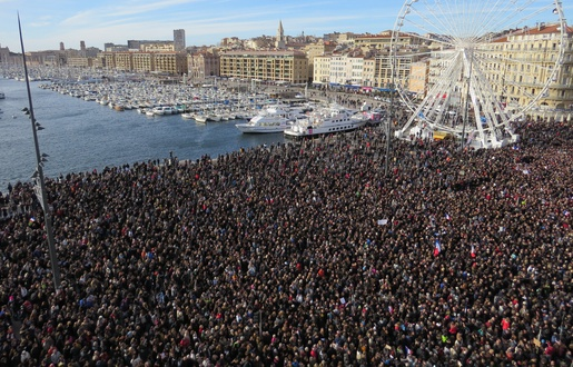 Marseille. Source : 20minutes