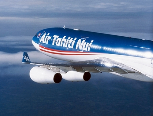Air Tahiti Nui s'associe à Booking.com