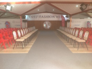 Crédit : Tahiti Fashion Week