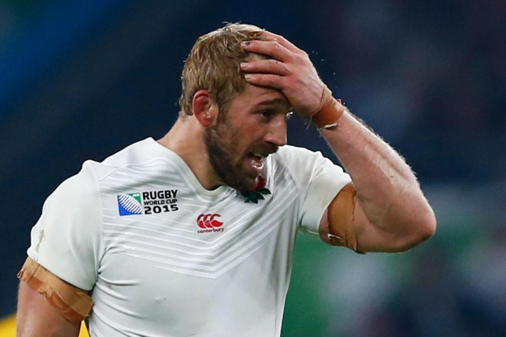 Chris Robshaw, capitaine de l'équipe d'Angleterre (Crédit photo: rugbyworldcup.com)
