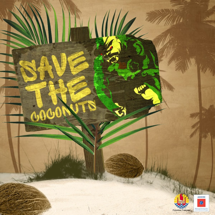 Save the coconuts, 5e édition !