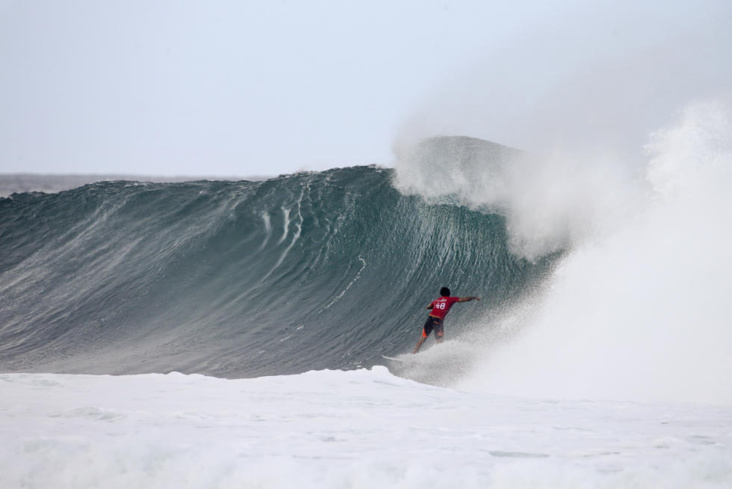 Crédit : World Surf League /  Laurent Masurel