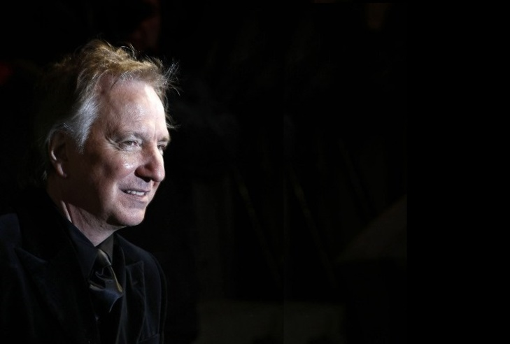 Décès de l'acteur britannique Alan Rickman, professeur Rogue de Harry Potter