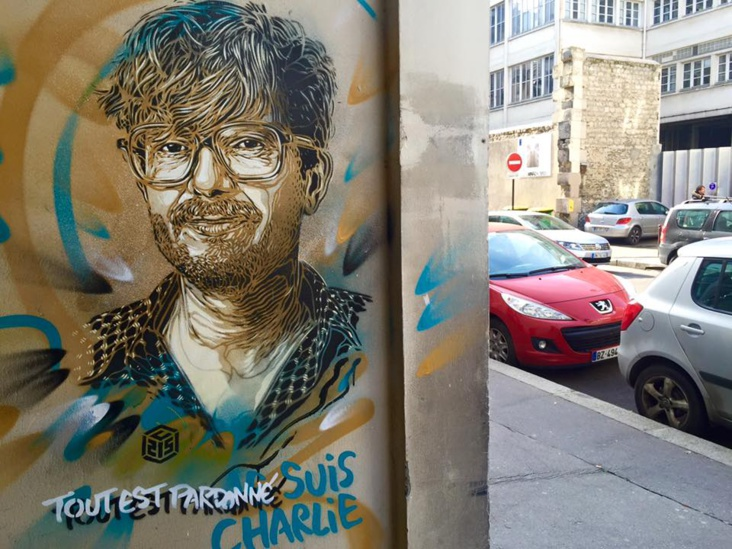 Photo d'illustration (Crédit : C215 / Facebook)