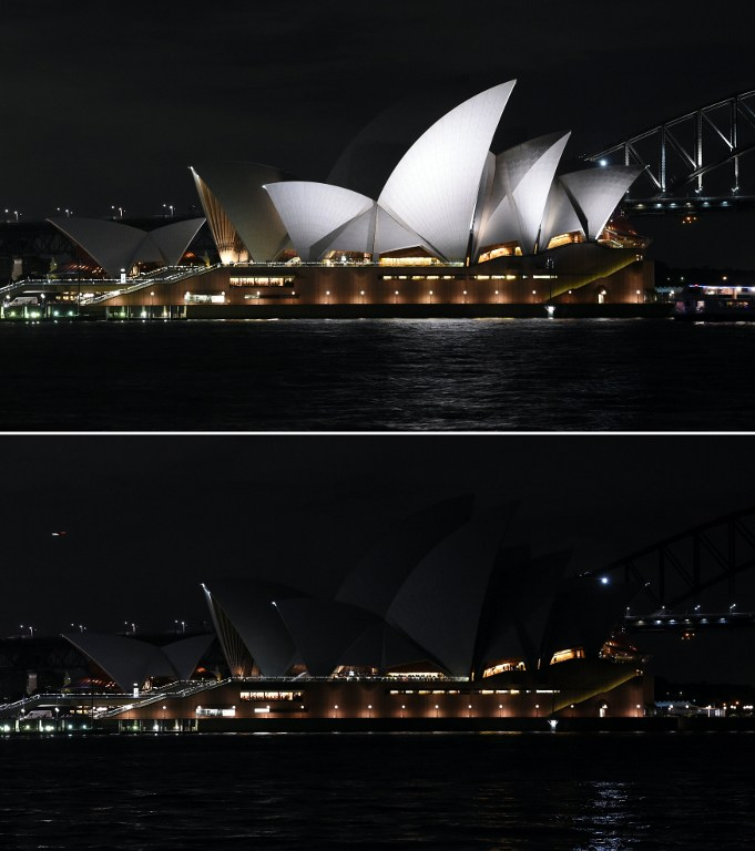 Sydney en Australie William WEST / AFP
